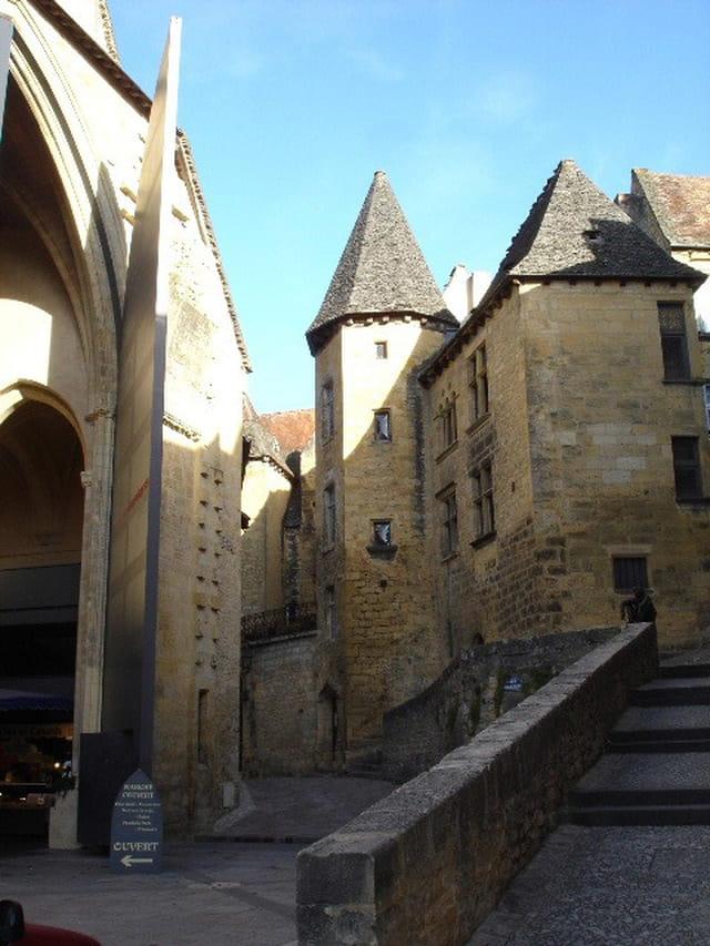 Rue de sarlat