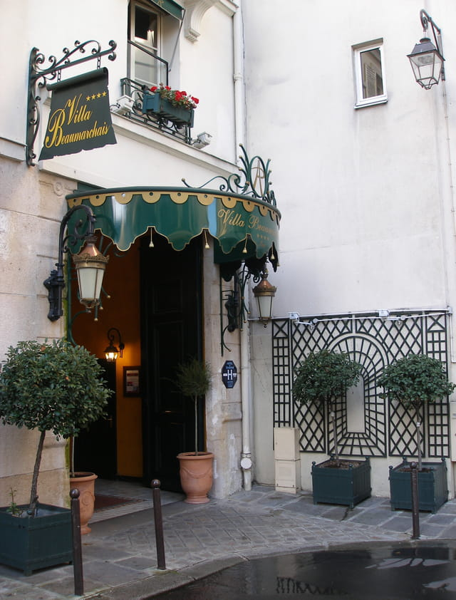Rue des Arquebusiers