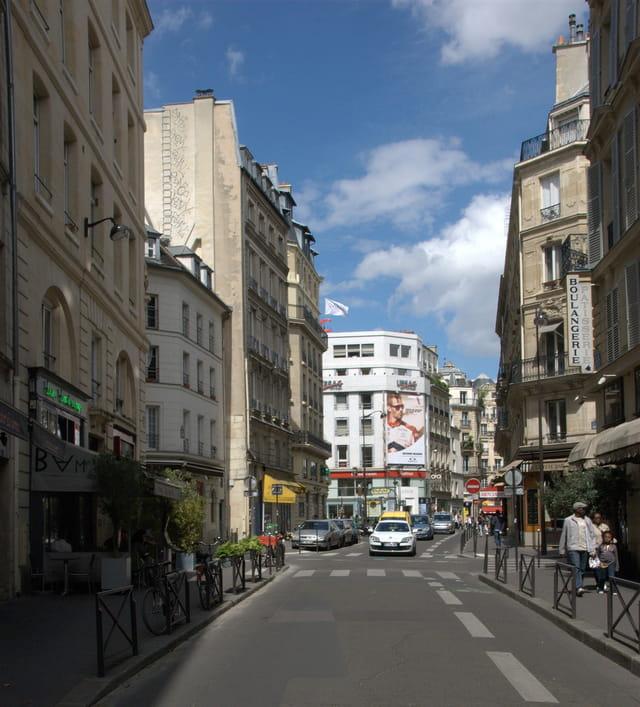Rue des Lavandières Sainte Opportune