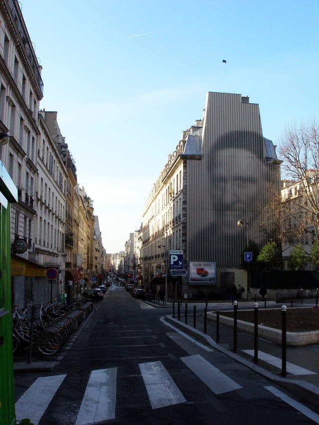 Rue du fbg. St. Denis