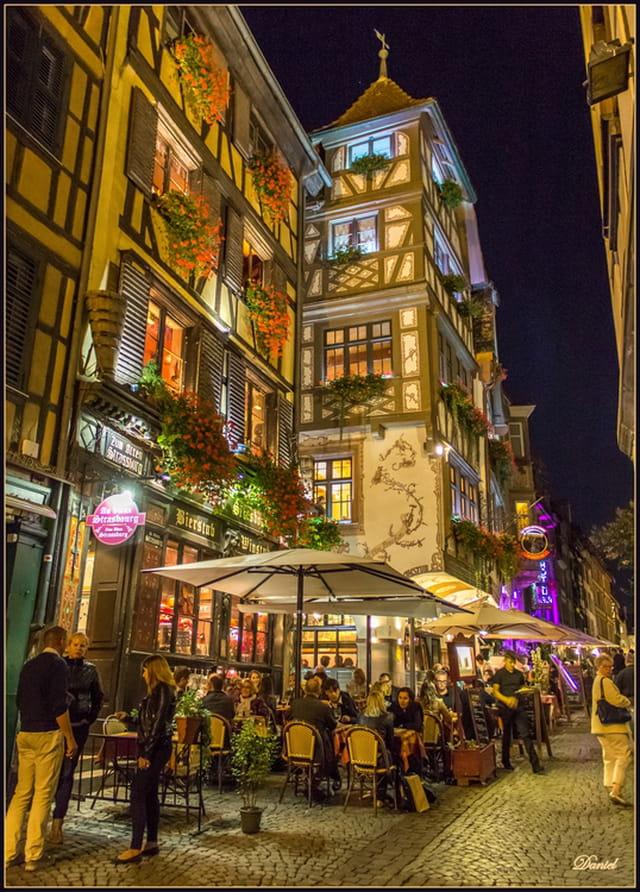Rue du Maroquin