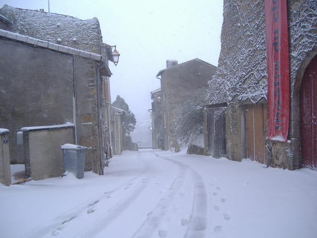 Rue du panorama a Bellac