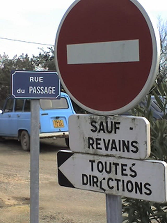Rue du pasage