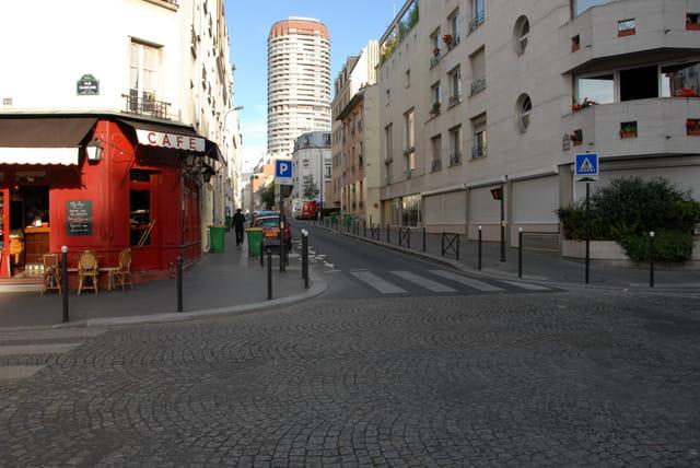 Rue du Tage