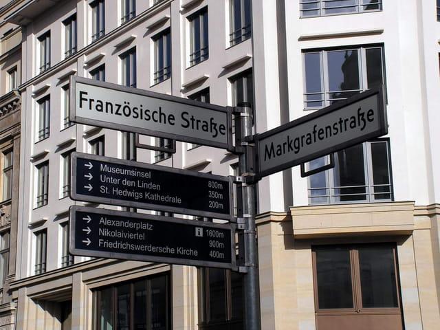 Rue française - berlin