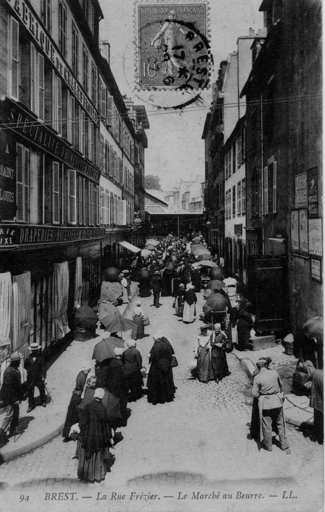 Rue Frézier