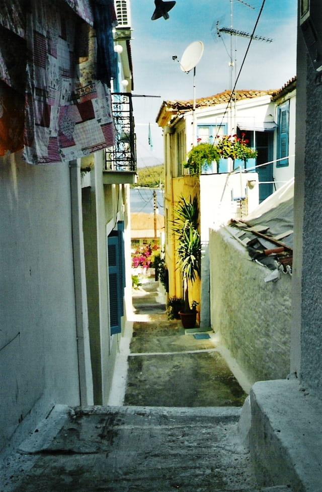 Rue grecque