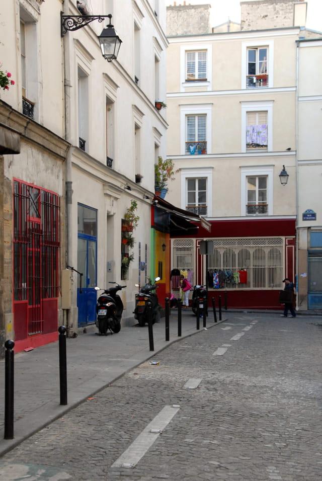 Rue Jean Moinon