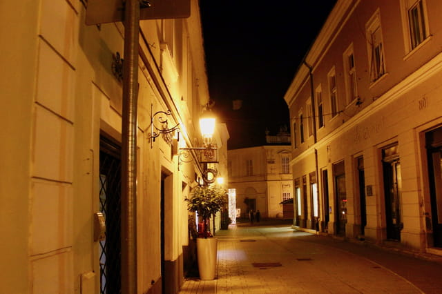 rue nocturne