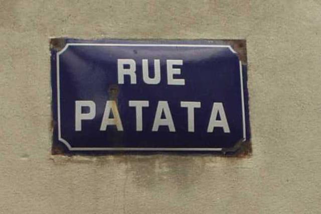 Rue Patata