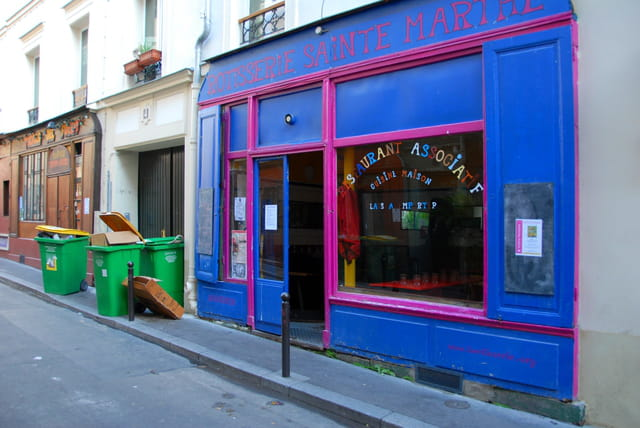 Rue Sainte Marthe