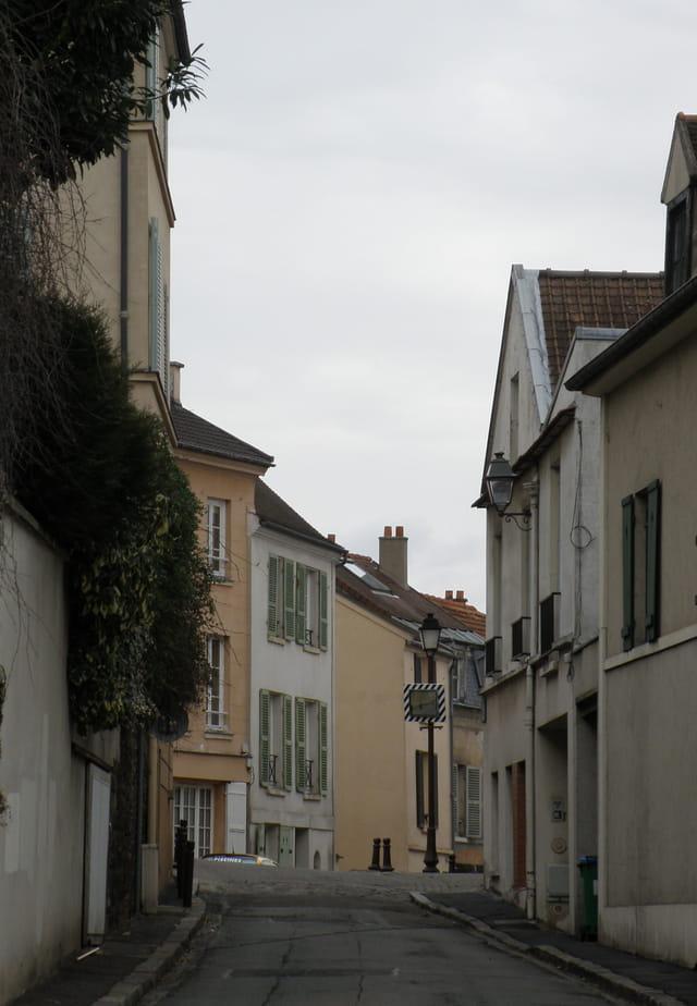 Rue Victor Hugo, vieux Pecq