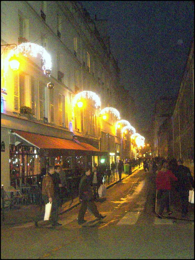 Rue Vieille-du-Temple