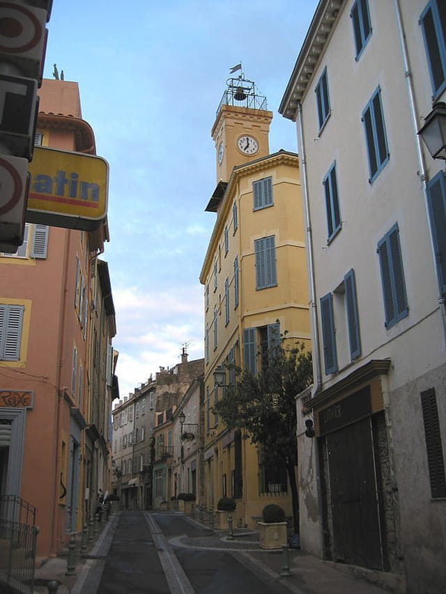 Ruelle du clocher