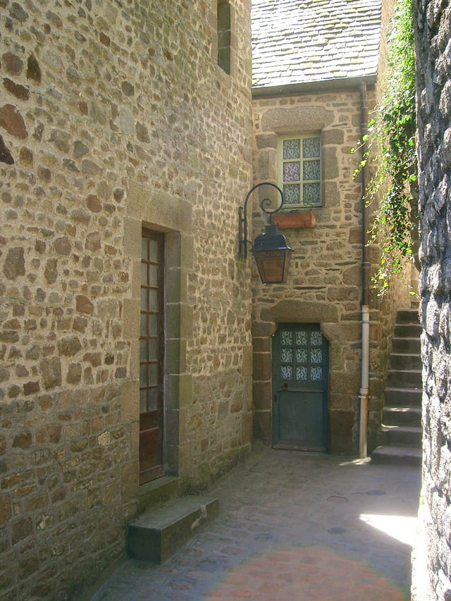 Ruelle du Mont Saint-Michel