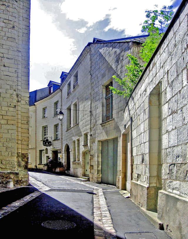 Ruelle près de St Pierre