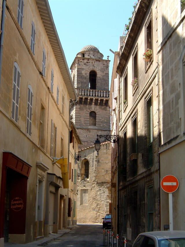 Ruelle vieille ville