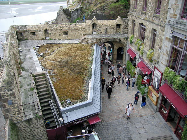 Ruelles du Mont St.Michel (2)