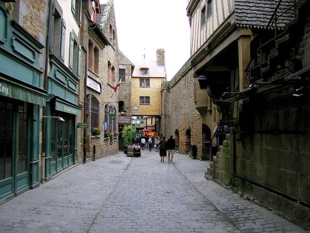 Ruelles du Mont St.Michel (5)