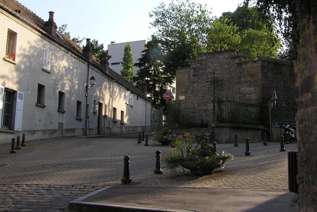 Rues du vieux Pecq
