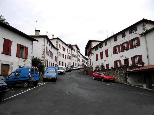 Rues du village