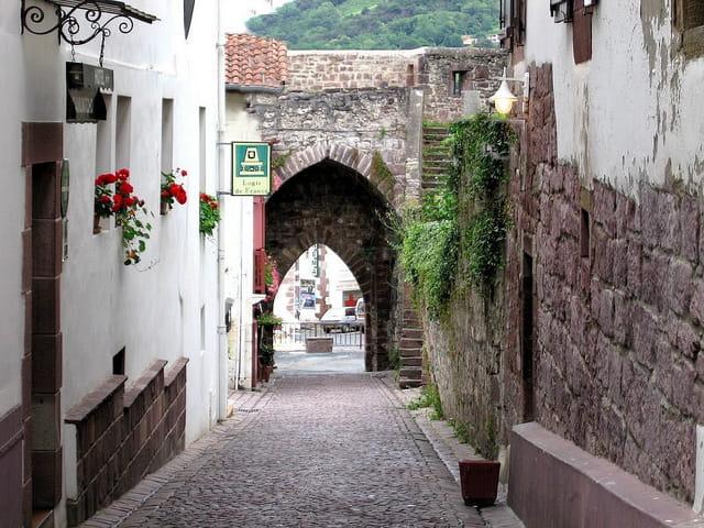 Rues médiévales