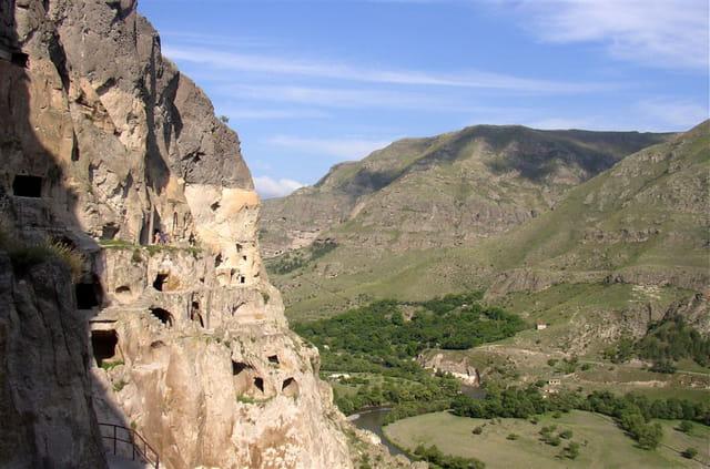 Ruines de Vardzia