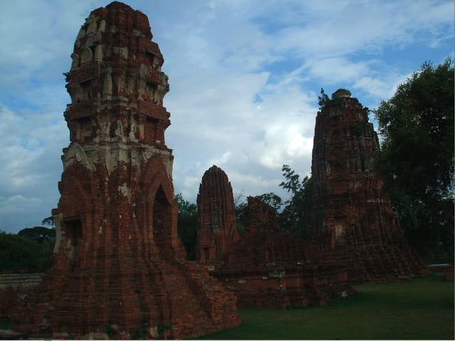 Ruines du Royaume Siam