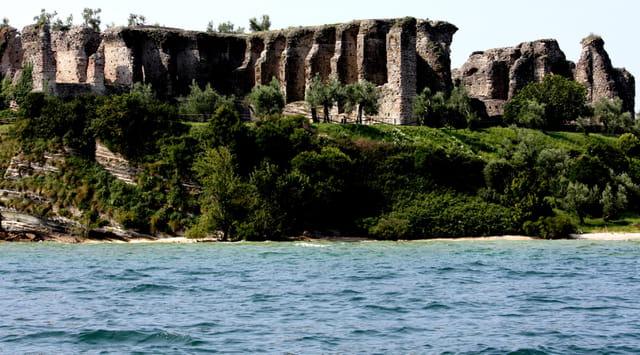 Ruines Romaines des Scaliger.