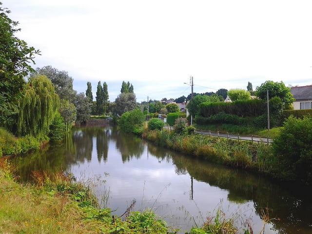 Ruisseau du Crévelin (Marée haute) 1