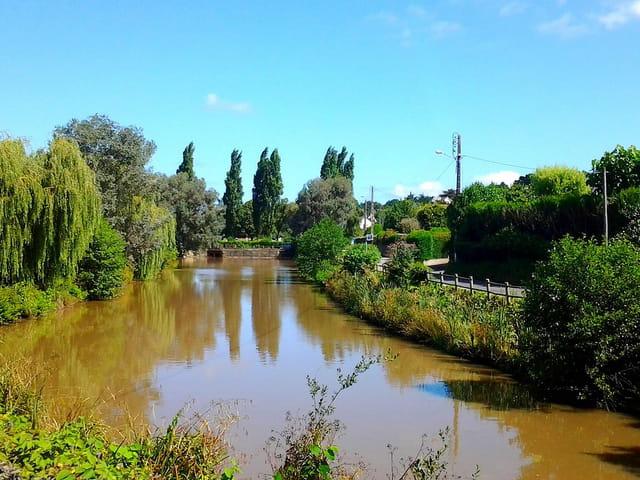 Ruisseau du Crévelin (Marée haute) 3