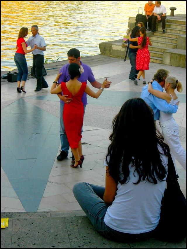 S'évader le temps  d'un tango
