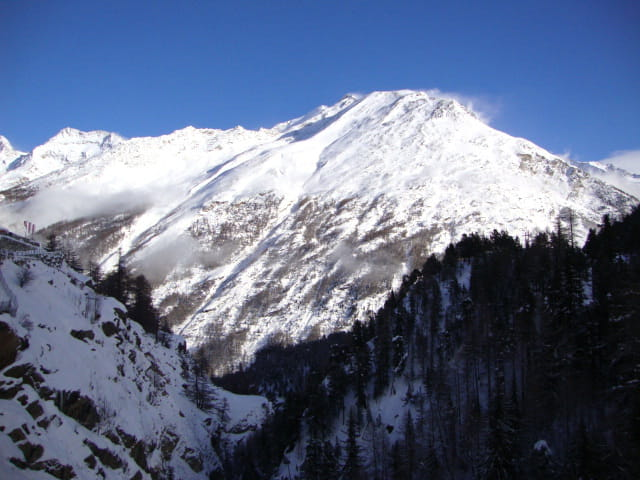 SAAS FEE (Canton du Valais)
