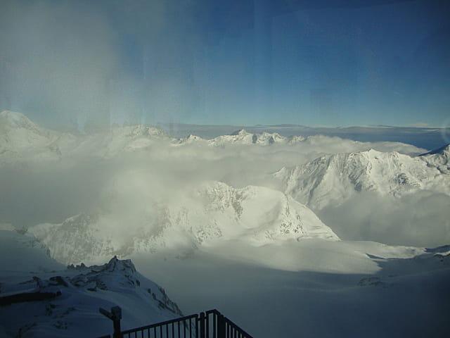 SAAS FEE (Canton du Valais)Mittelallalin