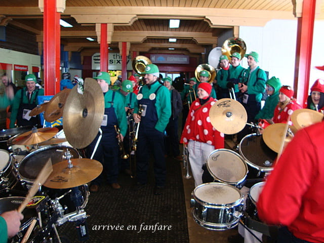 SAAS FEE (Canton du Valais)restaurant Mittelallalin