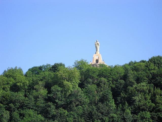 Sacré coeur-Mont Urgull