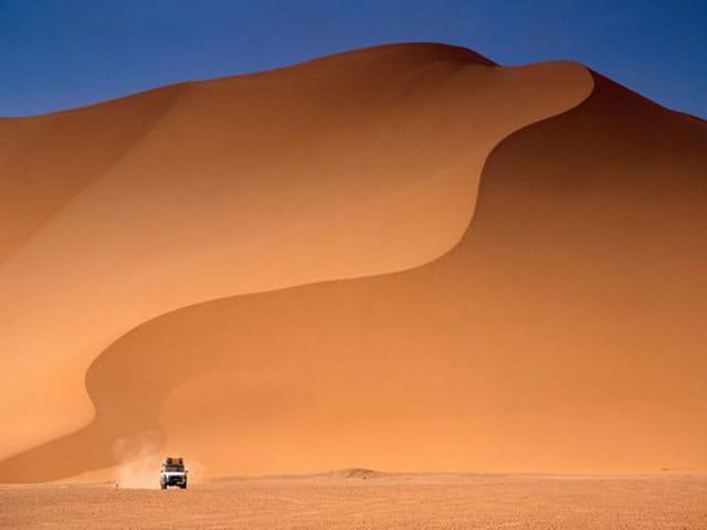Sacré desert