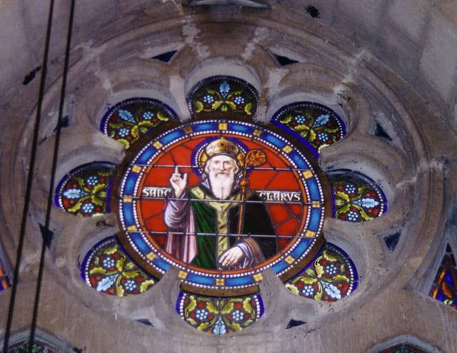 Saint Clair premier évêque de Nantes