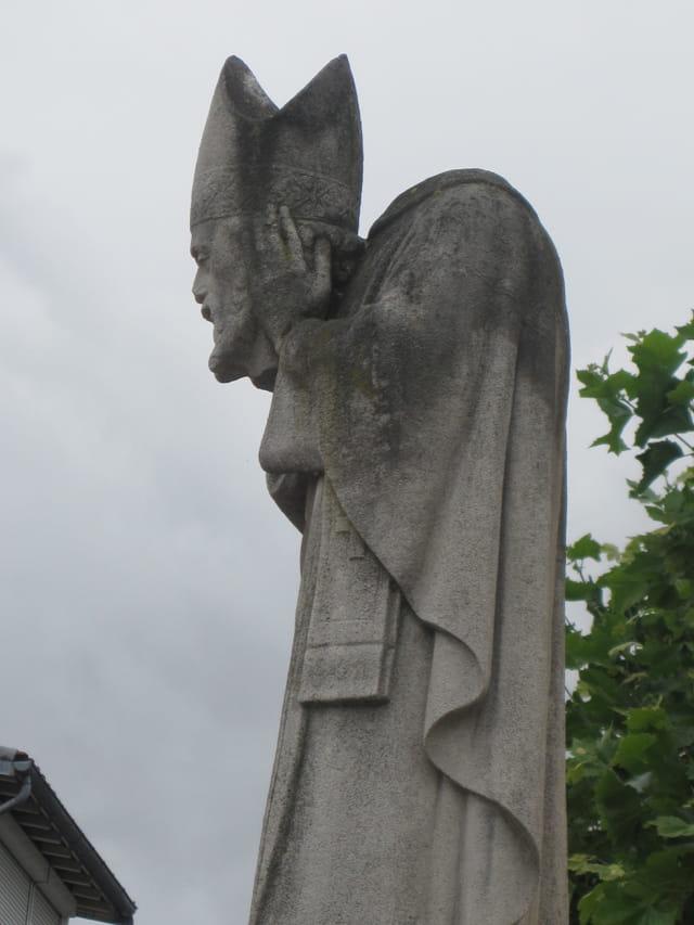 Saint Denis, à Montmartre