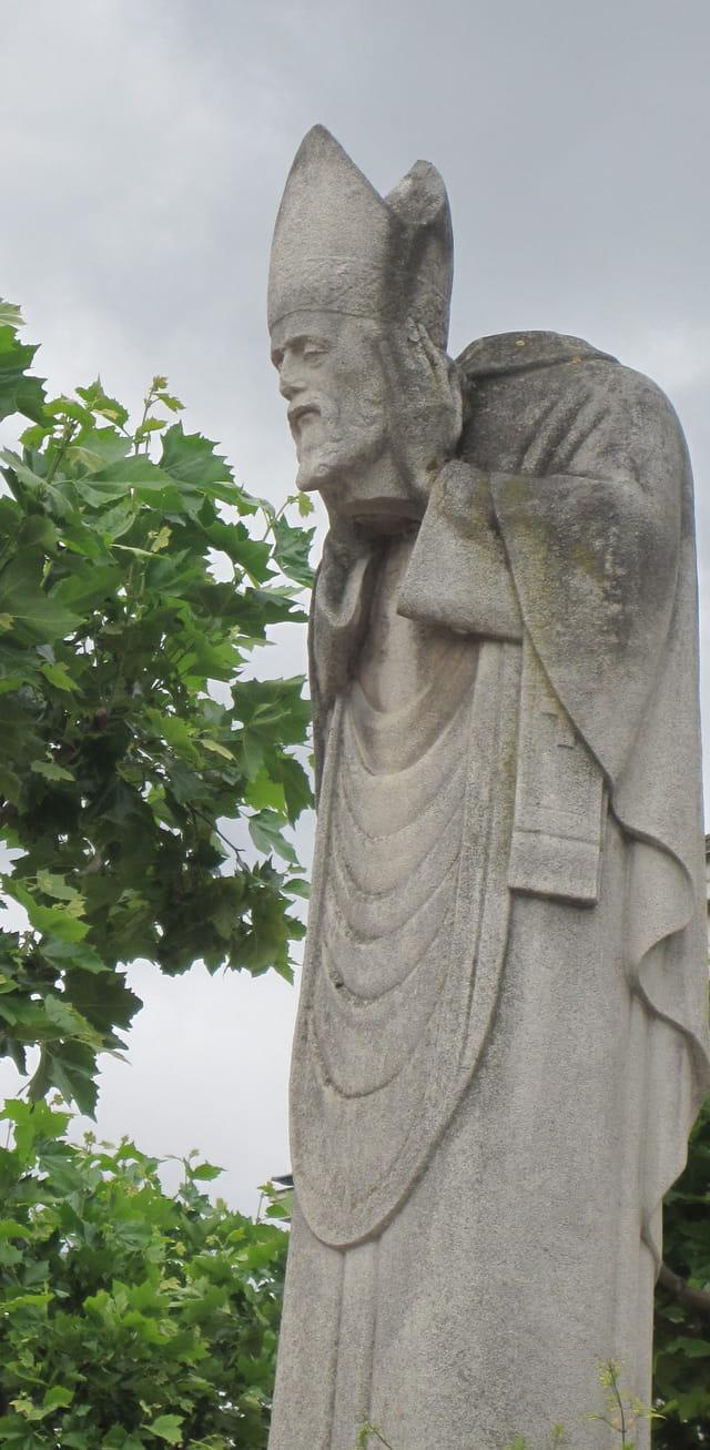 Saint Denis, à Montmartre (2)