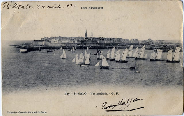 Saint Malo 1902