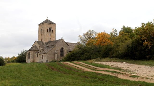 Saint Martin de Laives en automne