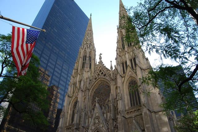 Saint patrick cathédrale