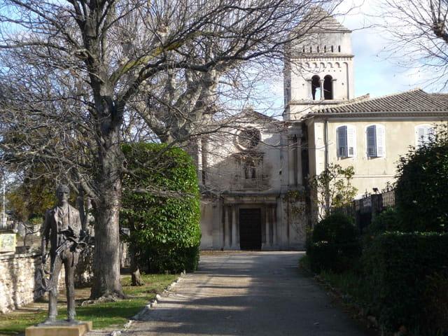 Saint Paul de Mausole.
