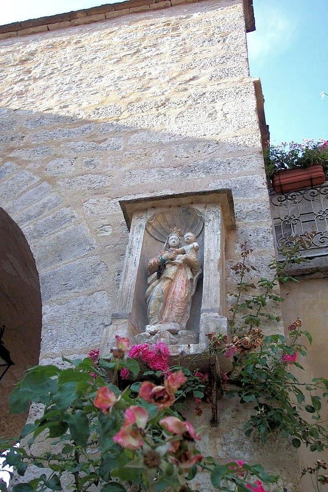 Sainte Vérote à Noyers sur Serein