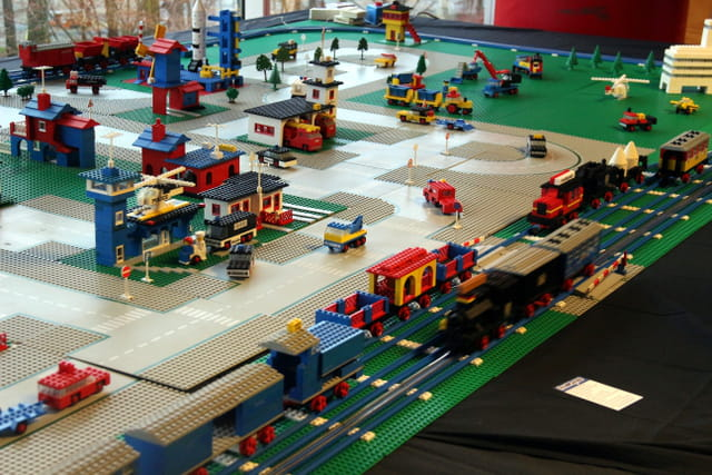 salon du lego à Reims le 20 février 2016