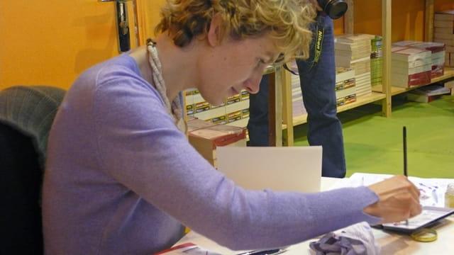 Salon du livre 2008