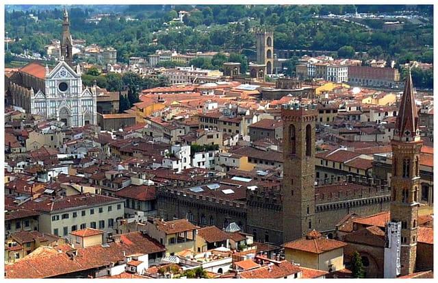 Salutations de Florence