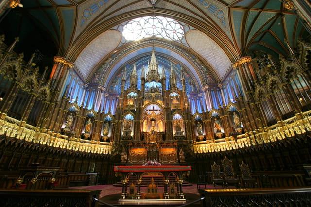 Sanctuaire basilique notre-dame