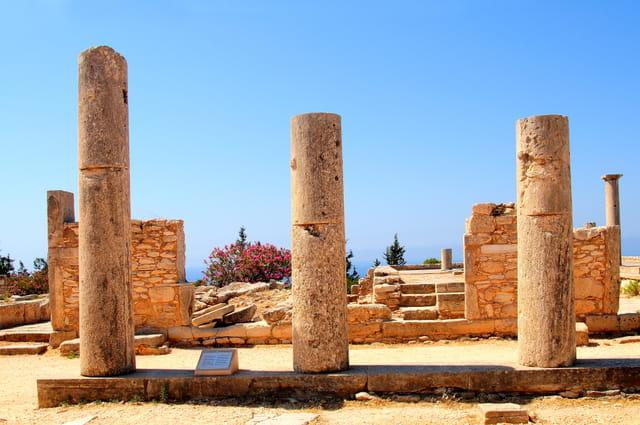 Sanctuaire d' Apollon Hylatès
